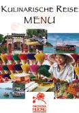 Menü Kulinarische Reise